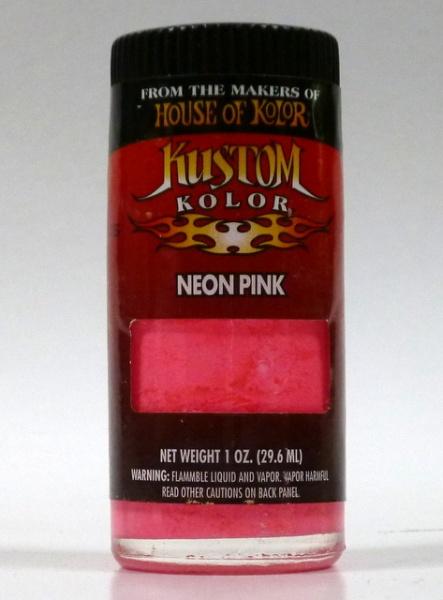 KUSTOM KOLOR 30 ml  HE132 NEON PINK