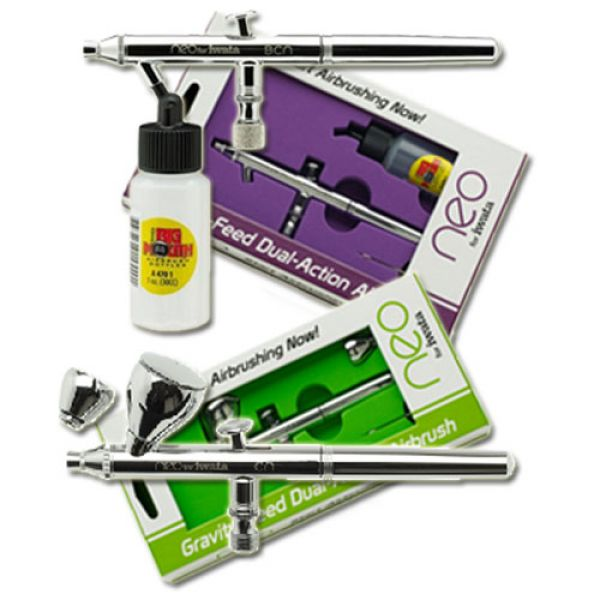Iwata Airbrush Kit >> Airbrush Kit Iwata 1 Airbrush Neo Cn 1 Airbrush Neo Bcn
