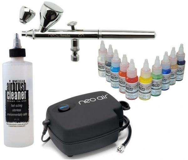Iwata Airbrush Kit >> Airbrush Kit Iwata