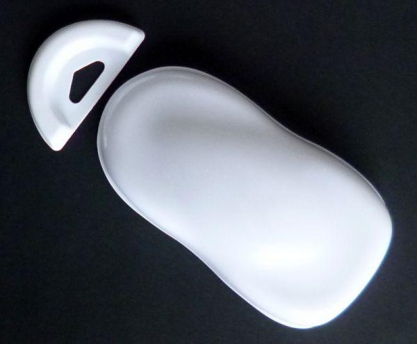 Speedshapes - Sagoma con gancio per prove di verniciatura - 5 pezzi