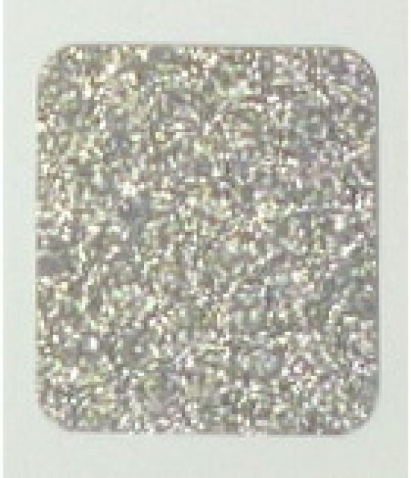 Heat Transfer Silhouette - roll 30,5 x 90 cm - GLITTER WHITE